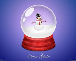 Snow Globe icon by MDGraphs