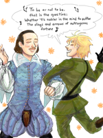 hetalia - to be or not to be by lackofsleep
