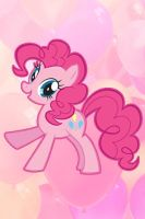 Pinkie Pie iPhone Wallpaper by Serendipity37