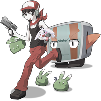 CAVE STORY, BRO by Pokekoks