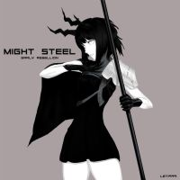 Might Steel! by Leti999