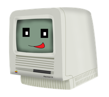 Macintosh SE for MacMachine95 by Windows7StarterFan