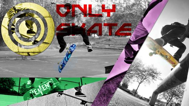 Only Skate wallpaper by Sibunna
