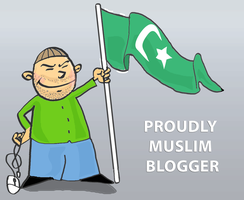 Proudly Muslim Blogger by ademmm