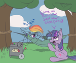 Napping Science (ATG VII Day: 21) by Ferasor