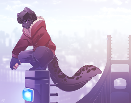 COMMISSION for Jagzcat by phation