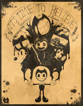 .::BATIM Chapter 2 Fanart Contest::. by TheShad0wF0x