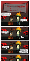 The Almost Adventures of Jakk! Halloween Special! by theDisappointment