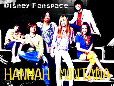 Hannah Montana Cast Edit by LaiLaiRiss72