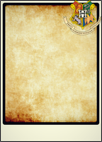 Hogwarts Student Card (New Student) by RowlingFan12
