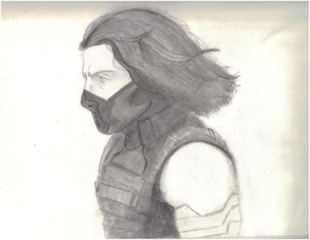 The Winter Soldier by FangGirl24