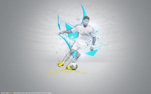 Cristiano Ronaldo 7 Real Madrid 2013 2014 by n by 445578gfx