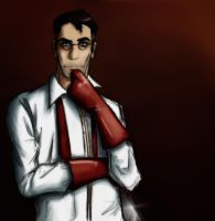 and the noir medic by tiigroid