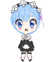 Rem by Candacorn