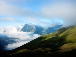 Unrestricted Mountain Stock - VII by MD-Arts