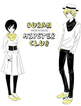 Ouran Hipster Club by fortykoubuns