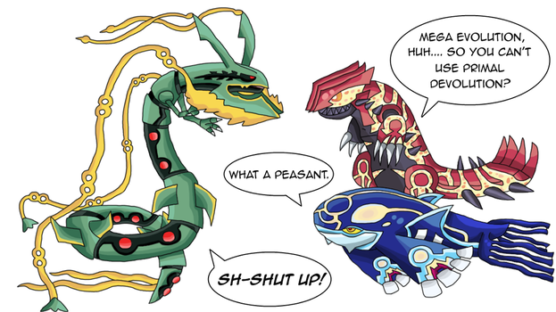 Mega deoxys confirmed