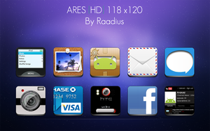 Ares HD by Raadius
