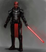 Sith Knight by Seraph777