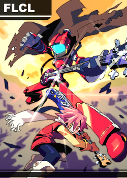 FLCL by chingisss