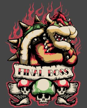 Final Boss by Auto-save