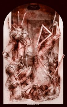 GroundLevel-SilentHill by ShyCustis