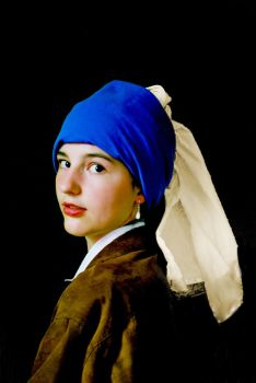 Girl with Pearl Earring - RL by Teelichtlein
