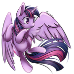 Princess Twilight by Moenkin