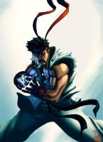 Ryu's Creed by KFoster