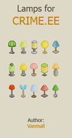 Lamps by vanmall
