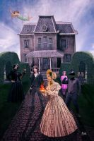 Miss Peregrine's Home by Julianez