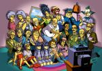 The Simpsonzu by spacecoyote