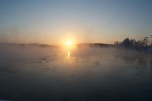 Icy lake 10 unrestricted stock by MariaLoikkii