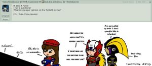 Ask the Wily Bros. #2 by Fortekin7X0