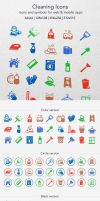 Cleaning Icons by ottoson