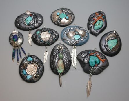 Southwest Inspired Jewelry by MandarinMoon