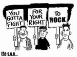 You Have The Rights To Rock by redmagic101