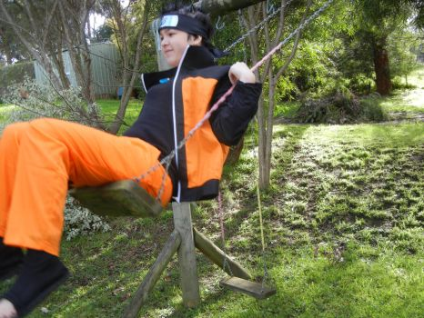 Naruto Cosplay 3 by TeddyTan