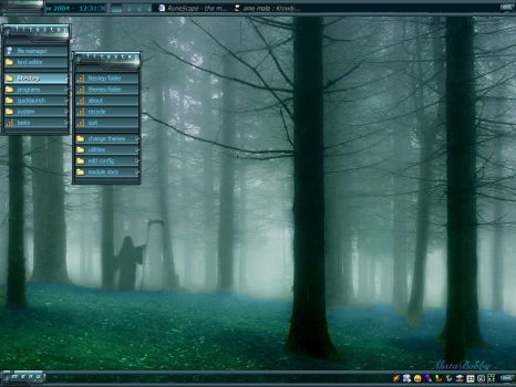 My Desktop by symn