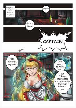 Cremisi teaser page 1 by SpaceTurkeyProductio