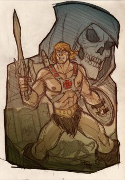 He-Man by DenisM79