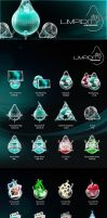 Limpidity icons by JOMMANS