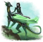 Arios and Talice by Khyaber