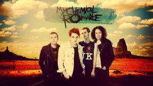 My Chemical Romance by fuckingdaytoremember
