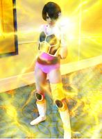 DBZ cosplay - Fasha is Back by vegetto-vegito