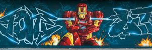 Ironman by Crazyapes