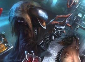 MTG: Numbing Dose by Cryptcrawler