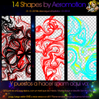 1st Shape pack. by Aeromotion