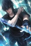 Noctis .nsfw optional. by sakimichan
