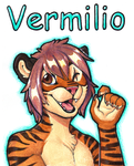 Vermilio by AidenMonster